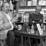 Jean-Louis Comolli et Mathieu Riboulet