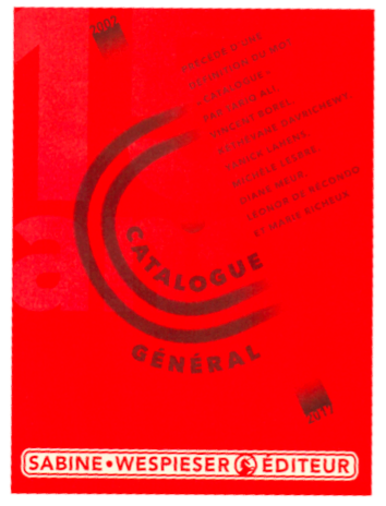 catalogueSW